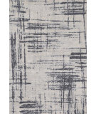 RugStudio presents Loloi Discover Discdc-01 Grey / Charcoal Machine Woven, Good Quality Area Rug