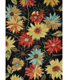 RugStudio presents Loloi Dahlia Dh-01 Black Hand-Tufted, Best Quality Area Rug