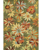 RugStudio presents Loloi Dahlia Dh-01 Olive Hand-Tufted, Best Quality Area Rug