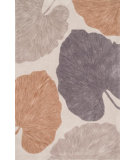 RugStudio presents Loloi Eden EA-05 Ivory / Grey Hand-Tufted, Good Quality Area Rug