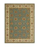 RugStudio presents Loloi Essential EE-09 Blue-Ivory Machine Woven, Best Quality Area Rug