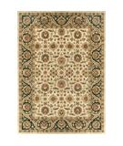 RugStudio presents Loloi Elegante EG-02 Ivory Black Hand-Tufted, Best Quality Area Rug