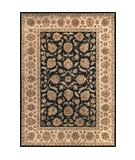 RugStudio presents Loloi Elegante EG-04 Black Ivory Hand-Tufted, Best Quality Area Rug