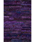 RugStudio presents Loloi Eliza Shag Ei-01 Grape Area Rug