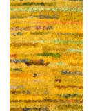 RugStudio presents Loloi Eliza Shag Ei-01 Lemon Area Rug