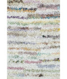 RugStudio presents Loloi Eliza Shag Ei-01 White Area Rug