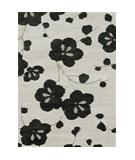 RugStudio presents Loloi Encore EN-08 Ivory-Espresso Area Rug
