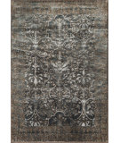 RugStudio presents Loloi Elton Eltoeo-02 Slate / Bronze Machine Woven, Good Quality Area Rug