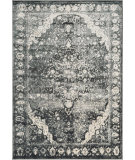 RugStudio presents Loloi Elton EO-03 Slate / Ivory Machine Woven, Good Quality Area Rug