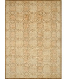 RugStudio presents Loloi Essex Eq-02 Antique Beige / Brown Hand-Knotted, Best Quality Area Rug