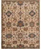 RugStudio presents Loloi Empress Empreu-03 Beige / Multi Hand-Knotted, Good Quality Area Rug