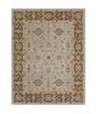 RugStudio presents Loloi Elmwood EW-03 Blue-Brown Hand-Tufted, Better Quality Area Rug