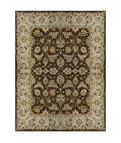 RugStudio presents Loloi Elmwood EW-04 Brown-Ivory Hand-Tufted, Better Quality Area Rug