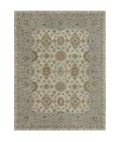 RugStudio presents Loloi Elmwood EW-05 Ivory-Blue Hand-Tufted, Better Quality Area Rug