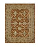 RugStudio presents Loloi Elmwood EW-05 Rust-Light Gold Hand-Tufted, Better Quality Area Rug