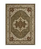 RugStudio presents Loloi Elmwood EW-10 Sage-Ivory Hand-Tufted, Better Quality Area Rug