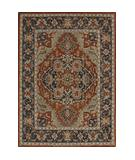 RugStudio presents Loloi Elmwood EW-11 Rust Hand-Tufted, Better Quality Area Rug