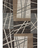 RugStudio presents Loloi Expression EX-01 Ash - Multi Machine Woven, Good Quality Area Rug