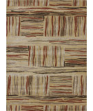RugStudio presents Loloi Expression EX-02 Lt. Gold - Spice Machine Woven, Good Quality Area Rug