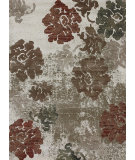 RugStudio presents Loloi Expression EX-06 Ivory - Camel Machine Woven, Good Quality Area Rug