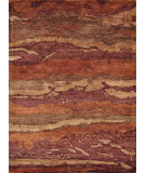 RugStudio presents Loloi Eternity EY-03 Spice - Rust Hand-Tufted, Good Quality Area Rug