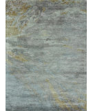 RugStudio presents Loloi Eternity Ey-04 Silver / Grey Hand-Tufted, Good Quality Area Rug