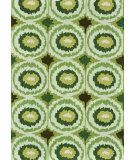 RugStudio presents Loloi Enzo EZ-02 Lime Hand-Hooked Area Rug