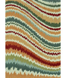 RugStudio presents Rugstudio Sample Sale 66688R Spice Hand-Hooked Area Rug