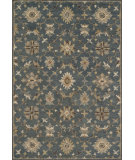RugStudio presents Loloi Fairfield Fairhff03gysi Grey / Silver Hand-Tufted, Good Quality Area Rug