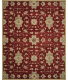 RugStudio presents Loloi Fairfield Fairhff04 Red / Multi Hand-Tufted, Good Quality Area Rug