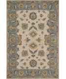 RugStudio presents Loloi Fairfield Fairhff05besl Beige / Slate Hand-Tufted, Good Quality Area Rug