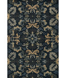 RugStudio presents Loloi Fairfield Ff-22 Navy - Multi Hand-Tufted, Good Quality Area Rug