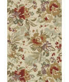 RugStudio presents Loloi Francesca Fc-05 Ivory / Multi Machine Woven, Good Quality Area Rug