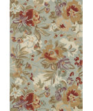 RugStudio presents Loloi Francesca Fc-05 Mist / Multi Machine Woven, Good Quality Area Rug