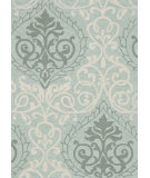 RugStudio presents Rugstudio Sample Sale 68295R Mist Hand-Hooked Area Rug
