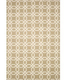 RugStudio presents Rugstudio Sample Sale 93929R Beige Hand-Hooked Area Rug
