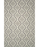 RugStudio presents Rugstudio Sample Sale 93930R Grey Hand-Hooked Area Rug
