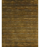 RugStudio presents Loloi Floyd Fl-08 Olive / Multi Hand-Knotted, Best Quality Area Rug
