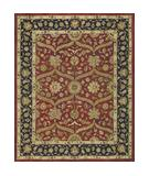 RugStudio presents Loloi Francisco FR-01 Maroon Black Hand-Tufted, Best Quality Area Rug