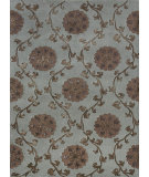 RugStudio presents Loloi Foster FS-03 Blue Hand-Tufted, Good Quality Area Rug