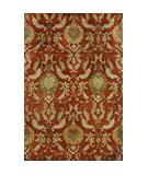 RugStudio presents Loloi Fulton FT-06 Persimmon Hand-Tufted, Best Quality Area Rug
