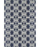 RugStudio presents Loloi Felix Fx-01 Navy / Ivory Machine Woven, Good Quality Area Rug