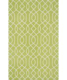 RugStudio presents Loloi Felix Fx-03 Apple Green / Ivory Machine Woven, Good Quality Area Rug
