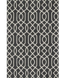 RugStudio presents Loloi Felix Fx-03 Charcoal / Ivory Machine Woven, Good Quality Area Rug