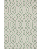 RugStudio presents Loloi Felix Fx-03 Ivory / Emerald Machine Woven, Good Quality Area Rug