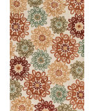 RugStudio presents Loloi Gabriella GB-05 Multi Hand-Hooked Area Rug