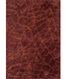 RugStudio presents Loloi Garden Shag Gn-02 Red / Rust Area Rug