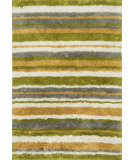 RugStudio presents Loloi Garden Shag Gn-04 Citron / Multi Area Rug