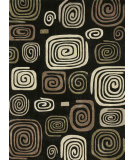 RugStudio presents Loloi Grant Gr-01 Black / Multi Hand-Tufted, Better Quality Area Rug