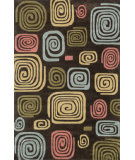 RugStudio presents Loloi Grant Gr-01 Brown-Multi Hand-Tufted, Good Quality Area Rug